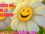 El Día Internacional de la Felicidad se celebra hoy por primera vez en el mundo