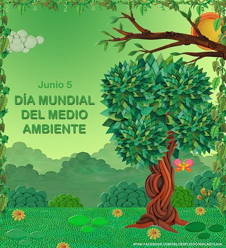 Dia Mundial del Medio Ambiente,latidos.pe