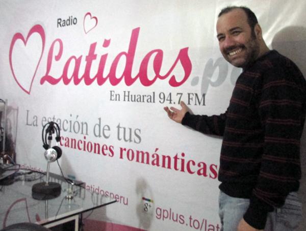 Willy Noriega Agradece la oportunidad a los nuevos talentos