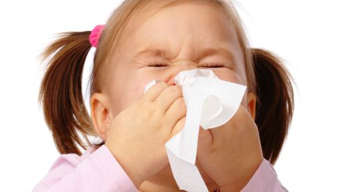 Como diferenciar una rinitis con una gripe. latidos.pe